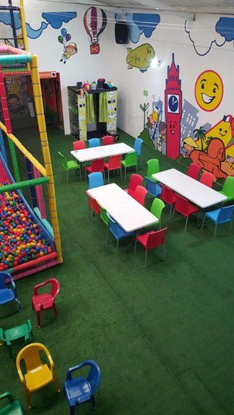 Salón de Fiestas Infantiles en Miguel Hidalgo Capital Kids