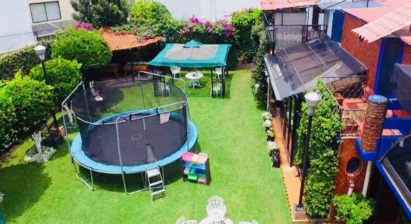 Jardín de fiestas infantiles Xochidomo