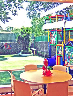 Salón de Fiestas infantiles en San Jerónimo Prints Land