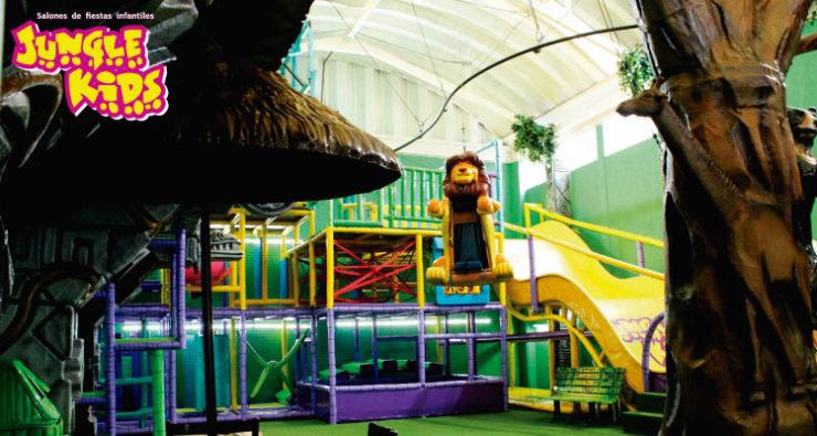 Salón de Fiestas Infantiles en Coyoacán