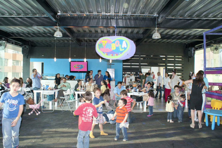 Salón de Fiestas Infantiles en la Colonia del Valle