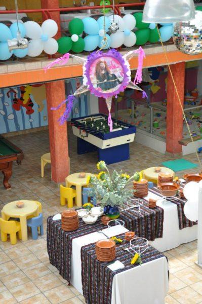 Salón para fiestas infantiles en Azcapotzalco Extremo Kids
