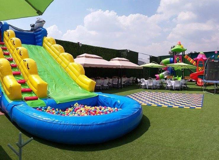 Salón de Fiestas Infantiles en Gustavo A Madero Come Play