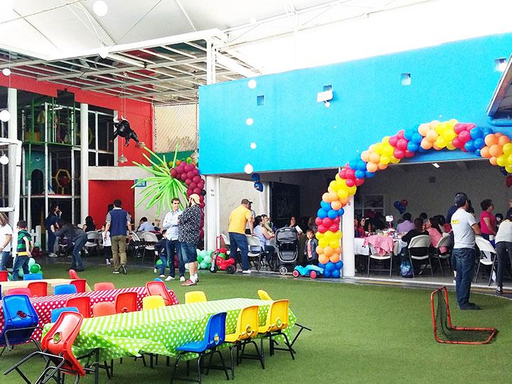 Salón de fiestas infantiles en San Nicolás Totolapan Marionekta