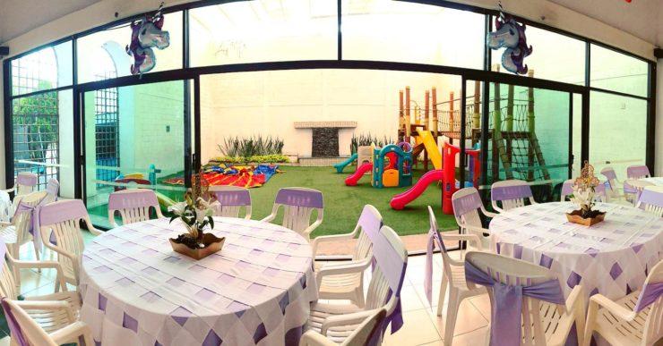Salón de Fiestas Infantiles en la Colonia el Prado Arcos y Colores