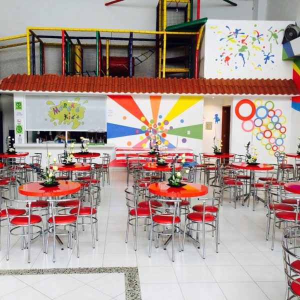 Salón de fiestas infantiles en Iztapalapa Mereke Kids