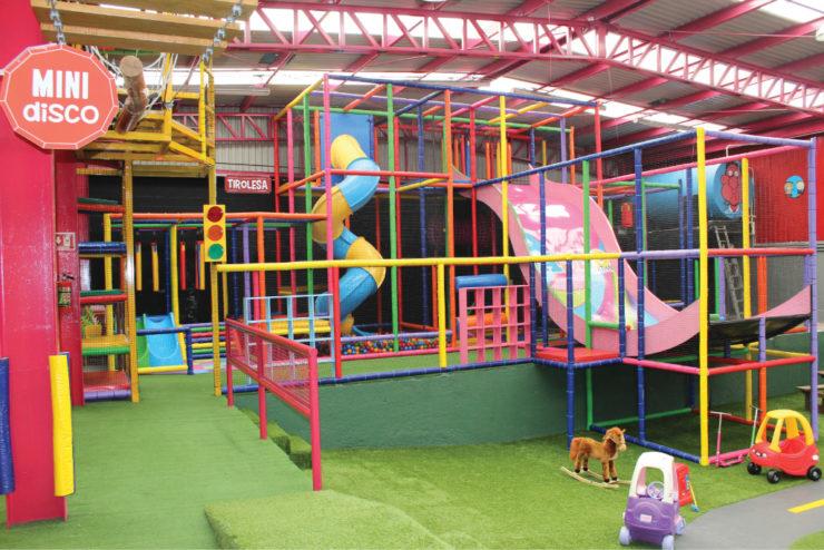 Salón de Fiestas Infantiles en Santa Fé