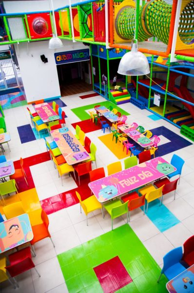 Salón de Fiestas Infantiles en Azcapotzalco Laberinto Mágico