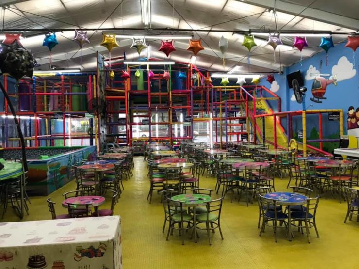 Salón de fiestas infantiles en Cuauhtémoc
