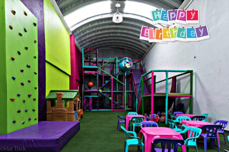Tripix Salón de fiestas infantiles en Miguel Hidalgo