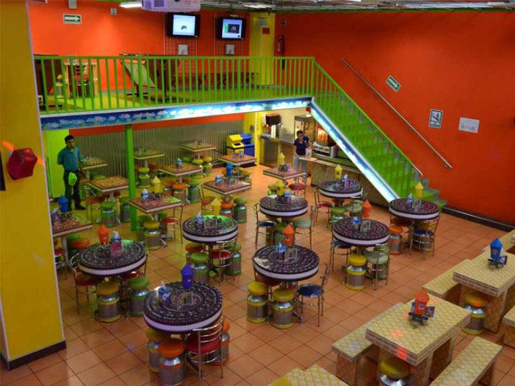 Salón de Fiestas Infantiles en Iztacalco Chiquiplanet